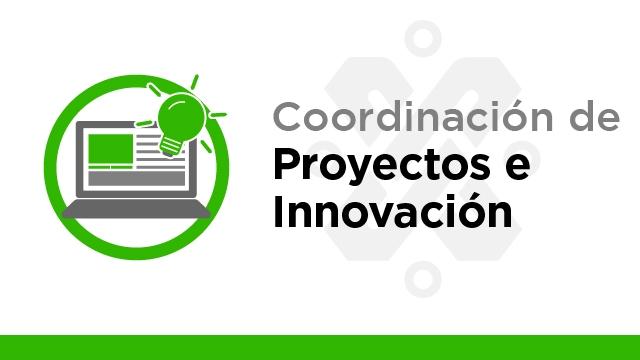 Coordinación General de Proyectos e Innovación